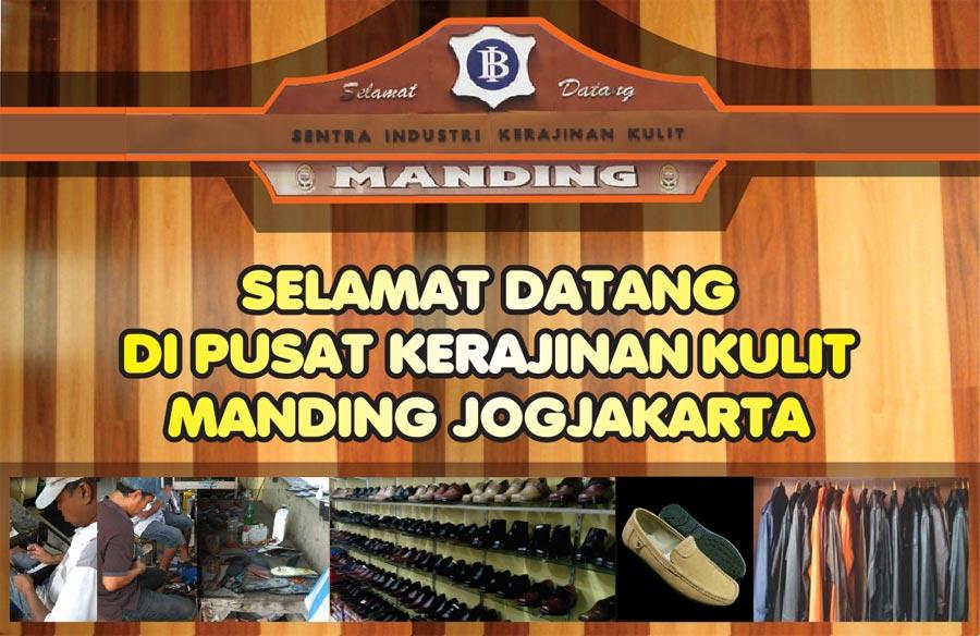 Desa Wisata Manding  Kerajinan Kulit. paket wisata bantul jogja 6e4ded4e66