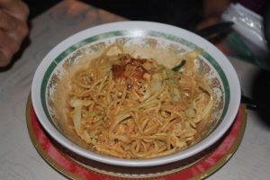 wisata kuliner bakmi jawa jogja/yogya
