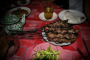 wisata kuliner sate jogja/yogya