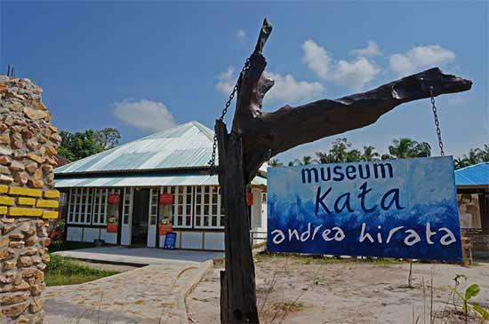 museum kata belitung