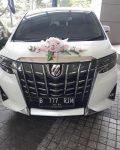 SEWA RENTAL MOBIL MEWAH ALPHARD JAKARTA MURAH TERBAIK 2019