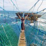paket wisata pantai timang goa jomblang
